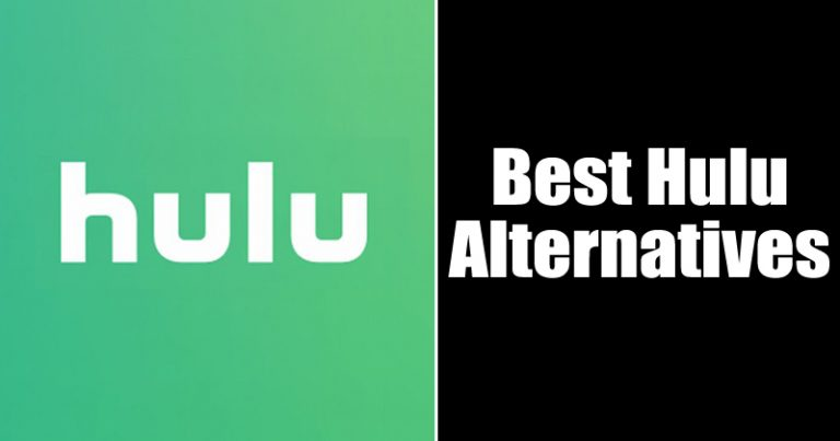 Top 10 Hulu Alternatives in 2020 online Movies & TV Shows