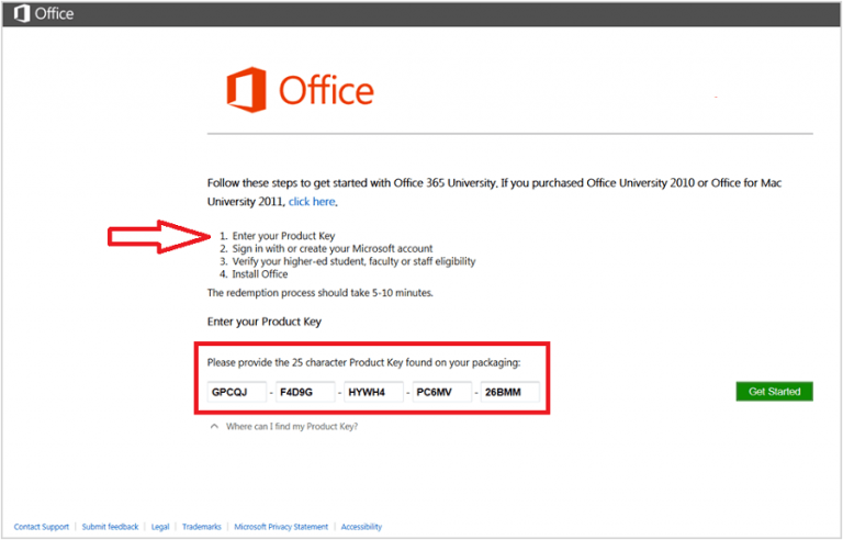 {August 2020} Free Microsoft Office 365 Product Key 100% Working