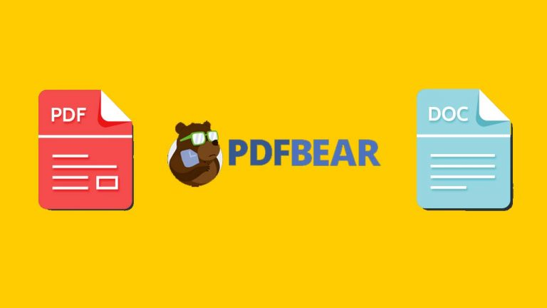 PDF Bear Guide: Converting Your PPT to PDF with PDF Bear