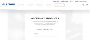 AllDataPro Portal