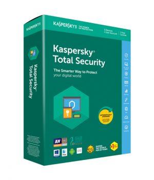 Kaspersky Total Security Key 2021